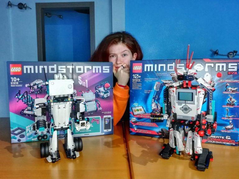 Ho avuto la possibilità di recensire il nuovo set di Mindstorms